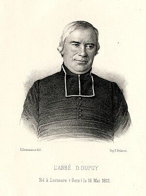 Dominique Dupuy (biologist) - Dominique Dupuy