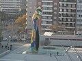 Dona i ocell - barcelona-joan miro - panoramio.jpg