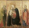 Donato de' bardi, vergine tra i santi filippo e caterina.JPG