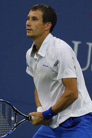 Evgeny Donskoy - Evgeny Donskoy at the 2016 US Open