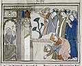 Douce Apocalypse - Bodleian Ms180 - p.076 - The lament of the shipmasters and mariner.jpg