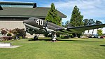 Douglas C-47A Skytrain at the Evergreen Aviation & Space Museum 2.jpg