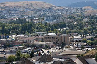 Vernon, British Columbia - Downtown Vernon