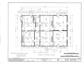 Dr. John Rankin House, Liberty Hill, Ripley, Brown County, OH HABS OHIO,8-RIP,1- (sheet 1 of 9).png
