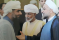 Dr. Salem Al-Ismaily with Hassan Rouhani and Sultan Qaboos.png