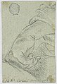 Drawing, Study- A left hand in a leaning position, ca. 1650 (CH 18118579-2).jpg