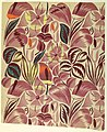 Drawing, Textile Design- Tropical Flowers, 1912–13 (CH 18805387-2).jpg