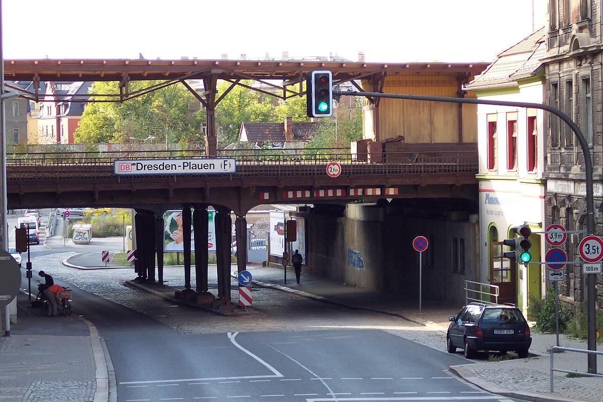 Dresden-Plauen railway station - Wikipedia