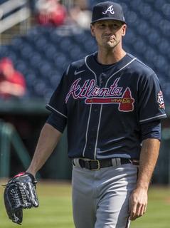 Drew Smyly American baseball pitcher