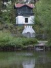 Heidestein: Tuinhuis en ijskelder