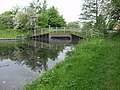 Dropped road bridge on the Montgomery Canal at Arddleen - geograph.org.uk - 46966.jpg