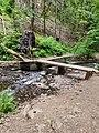 Dry Creek water diversion works.jpg