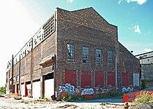 Dry Dock Complex Detroit Michigan Wikipedia