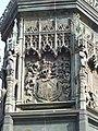 Duke of Buccleuch Statue Pedestal detail 09.JPG