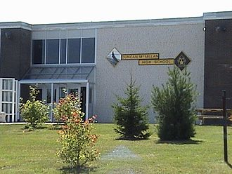 Eastern Shore (Nova Scotia) - Duncan MacMillan High School