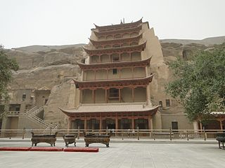 Dunhuang grottoes (Mogao cave).jpg