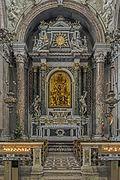 Duomo (Verona) - Interior - Nave left part - Capella della Madonna del Popolo.jpg