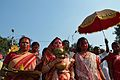 Durga Idol Immersion Procession - Baja Kadamtala Ghat - Kolkata 2012-10-24 1465.JPG
