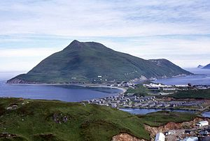 Dutch Harbor - Image: Dutch Harbor Naval Op. Base