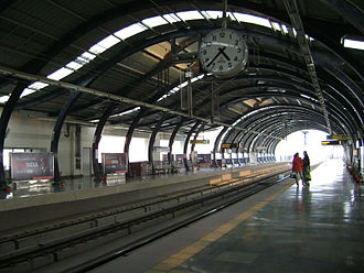 Dwarka, Delhi - Metro Stations in Dwarka
