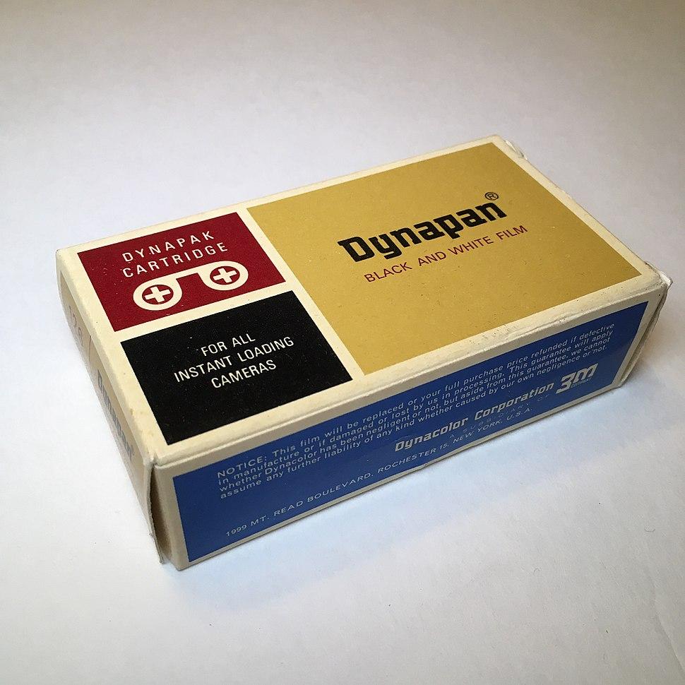 Dynapan 126 Film