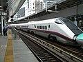 E3 series Shinkansen in Tokyo Station.jpg