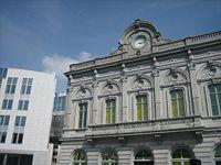 Espacio Leopoldo en Bruselas (Bélgica)