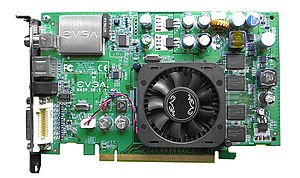 GeForce 7 series - EVGA GeForce 7300 GS Personal Cinema