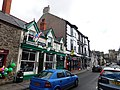 Eagles Building and other buildings, Castle St, Conwy.jpg