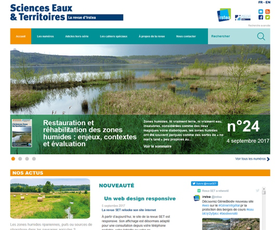 Image illustrative de l'article Sciences Eaux & Territoires