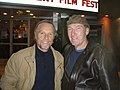 Ed Lauter & William Waterway attend Hollywood Film Fest.JPG