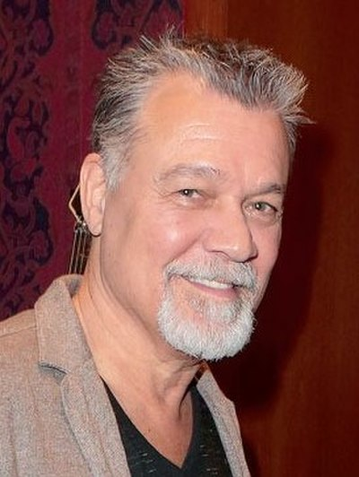 Picture of a band or musician: Eddie Van Halen
