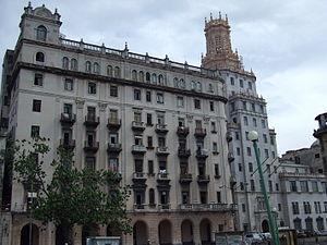 Edificios, Centro Habana
