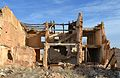 Edificis en ruïnes, poble vell de Belchite.JPG