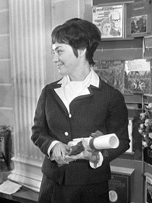 Edith Mathis - Edith Mathis, Amsterdam 1969