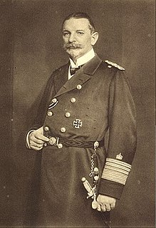 Eduard von Capelle German admiral
