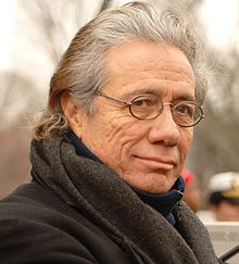 Edward James Olmos 2009 Inaugural Ceremony (cropped).JPG