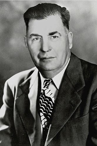 Edwin C. Johnson - Image: Edwin Johnson