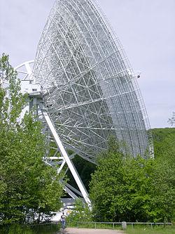 Effelsberg Teleskop