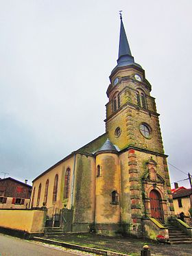 Église Saint-Mathieu.