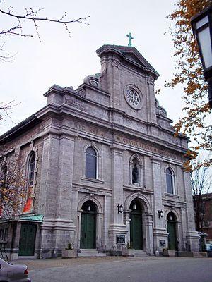 Notre-Dame-de-Grâce - The Church of Notre-Dame-de-Grâce