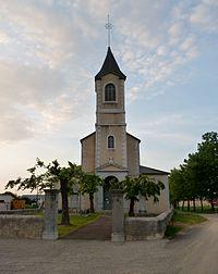 Eglise de Sendets (Pyrénées-Atlantiques) vue 1.JPG