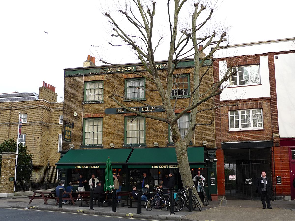 Eight Bells, Fulham - Wikipedia