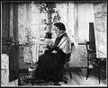 Eilif Peterssen - Kunstnerens mor - Norsk portrettarkiv - Riksantikvaren - P000110.jpg