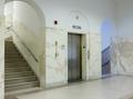 Elevator lobby, David W. Dyer Federal Building and U.S. Courthouse, Miami, Florida LCCN2010719007.tif