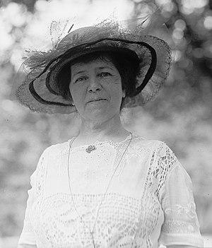 Henry F. Ashurst - Elizabeth McEvoy Reno Ashurst, wife of Senator Ashurst
