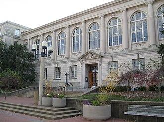 Ellis Library - Image: Ellis Library