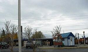 Elmonica/Southwest 170th Avenue MAX Station - Image: Elmonica MAX station