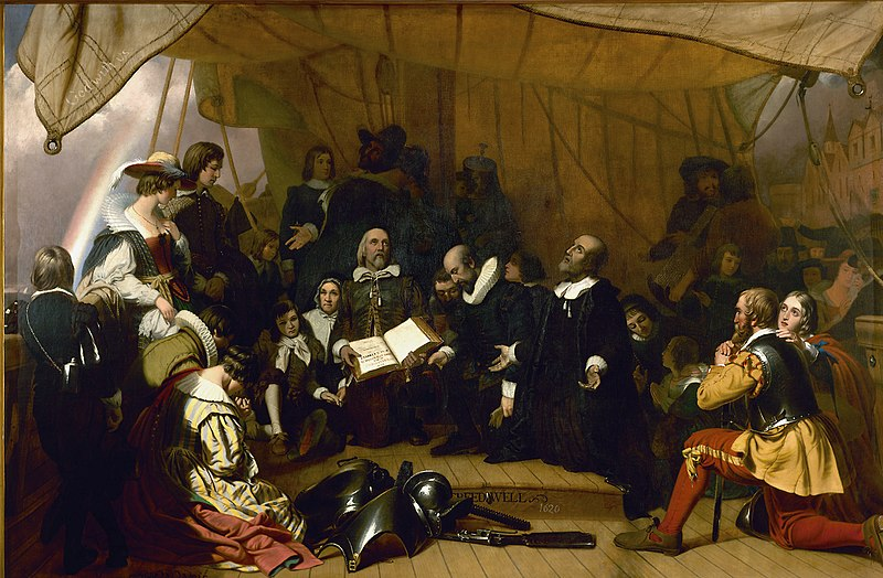 File:Embarkation of the Pilgrims.jpg