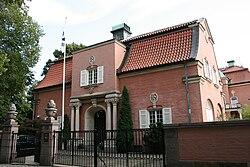 afghan ambassad i stockholm